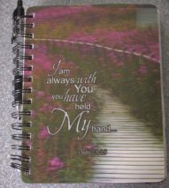 Spiral notebook w pen